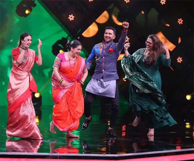 India's Best Dancer: Malaika Arora, Geeta Kapur, Supriya Pilgaonkar, Bharti Singh bring out their ethnic side during Ganesh Mahotsav special episode