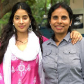 Janhvi Kapoor looks elated as she shares a picture of her first meeting with Gunjan Saxena