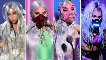 Lady Gaga wore eight incredible outfits with multiple mask changes at VMAs 2020, so here's a rundown of it