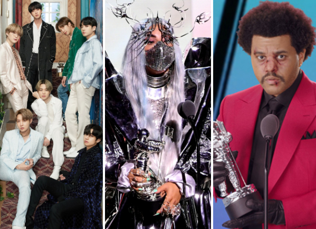 MTV VMAs 2020 Winners: BTS, Lady Gaga, The Weeknd win big ...