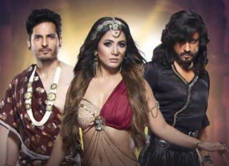 Naagin 5 The first promo reveals Hina Khan and Mohit Malhotra's ages-old love story with Dheeraj Dhoopar as the antagonist
