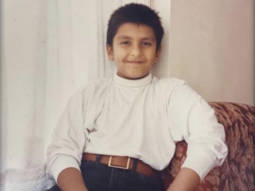 Ranveer Singh shares a childhood picture, says 'style mein rehne ka'