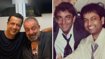 Sanjay Dutt's best friend Paresh Ghelani pens an emotional note after the actor's lung cancer diagnosis