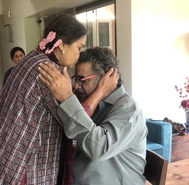 Shabana Azmi's Raksha Bandhan gift for her brother Baba Azmi