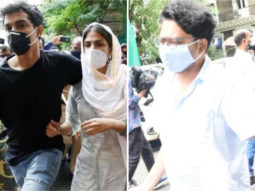 Sushant Singh Rajput Case: Rhea Chakraborty and Siddharth Pithani arrive at ED office for questioning