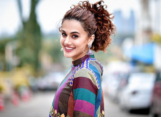 """Taapsee Pannu – """"The audience should never feel let down by my films"""""""