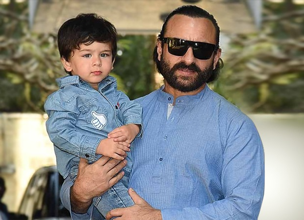 """""""Taimur Ali Khan has no interest in cricket, these days he wants to be Lord Rama"""", says Saif Ali Khan"""
