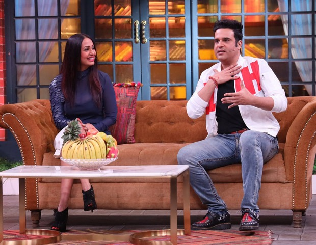 The Kapil Sharma Show:Krushna Abhishek recalls a hilarious incident with wife Kashmira Shah during their LA vacation