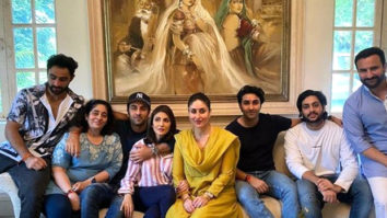 Raksha Bandhan 2020: Kareena Kapoor shares pictures of Kapoor family lunch including Alia Bhatt and Tara Sutaria