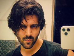 Kartik Aaryan wishes to patent his messy hair look