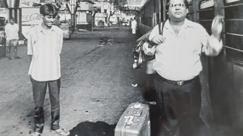 Satish Kaushik shares 41-year-old picture; remembers first morning in Mumbai