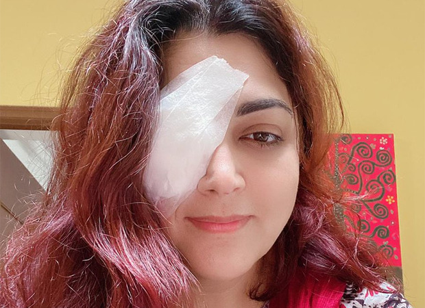 Khushbu Sundar to remain inactive on social media post eye surgery
