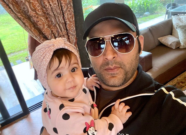 Kapil Sharma shares latest picture with daughter; thanks God for the beautiful gift