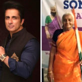 Sonu Sood fulfils his promise of opening a martial arts school for Warrior Aaji