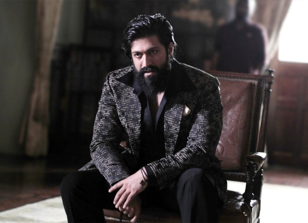 Yash resumes shoot for KGF: Chapter 2 in Bengaluru