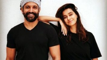 Farhan Akhtar has the most adorable birthday wish for girlfriend Shibani Dandekar
