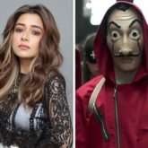 """If a show like Money Heist were to be made as an Indian adaption, I would love to be a part of it"" - Tinaa Dattaa"