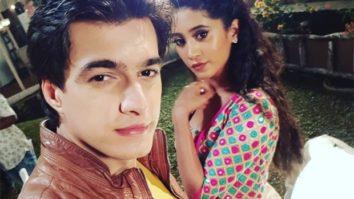 Yeh Rishta Kya Kehlata Hai Mohsin Khan and Shivangi Joshi resume shoot after co-stars test positive for COVID-19