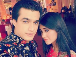 Yeh Rishta Kya Kehlata Hai Mohsin Khan and Shivangi Joshi rock their 2050 Kaira avatars in this cute video