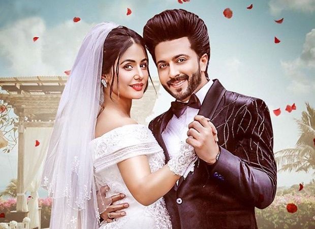 """""""It'll be interesting to watch the hero & villain romance"""", says Hina Khan about her upcoming music video with Dheeraj Dhoopar"""