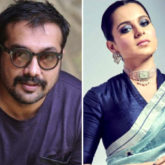 """""""I've seen her do things when she was low on confidence"""" – Anurag Kashyap on Kangana Ranaut"""