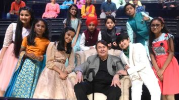 """Madhav Arora reminds me of a young Rishi Kapoor"", reveals Randhir Kapoor on the sets of Sa Re Ga Ma Pa Li'l Champs"