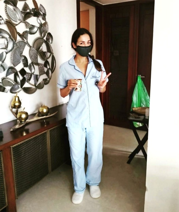 After COVID-19 diagnosis, Malaika Arora says she is 'blessed to have overcome this virus with minimum pain'