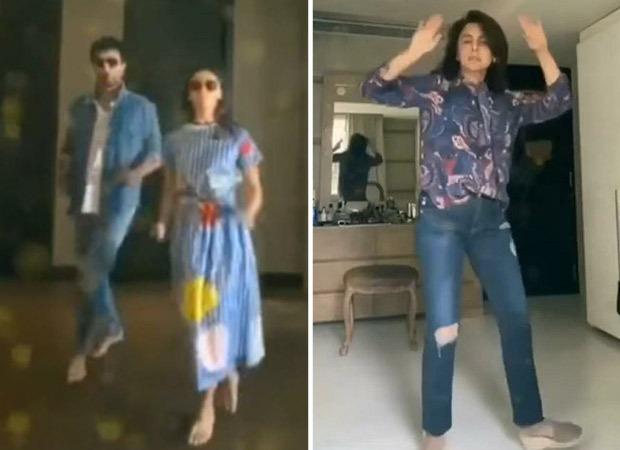 Alia Bhatt & Ranbir Kapoor join Neetu Kapoor in 'Aap Jaisa Koi' surprise dance video made for Riddhima Kapoor Sahni's birthday