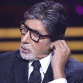 Amitabh Bachchan comes up with a unique way to greet the contestants on Kaun Banega Crorepati 12