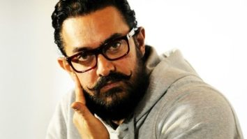 An overwhelmed Aamir Khan shares Paani Foundation's achievement of turning a barren patch of land into a forest