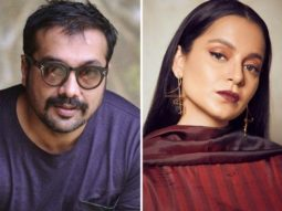 "Anurag Kashyap & Kangana Ranaut engage in war of words - ""You take four to five people with you and go beat China"""