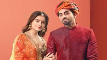Ayushmann Khurrana and Alia Bhatt roped in as JSW Paints brand ambassadors