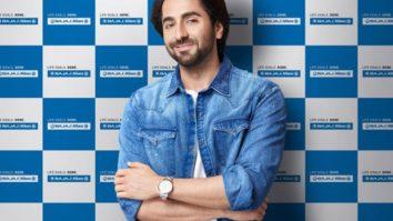 Ayushmann Khurrana roped in as the brand ambassador of Bajaj Allianz Life