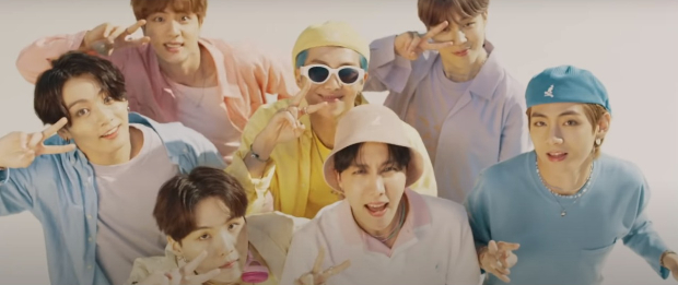 BTS to release choreography version music video for 'Dynamite' on September 26