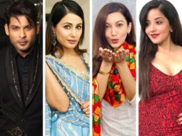 Bigg Boss 14 Makers shoot for a special chess-themed promo featuring Sidharth Shukla, Hina Khan, Gauahar Khan, and Monalisa