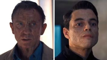 Daniel Craig and Rami Malek go head-to-head in this action-packed No Time To Die trailer