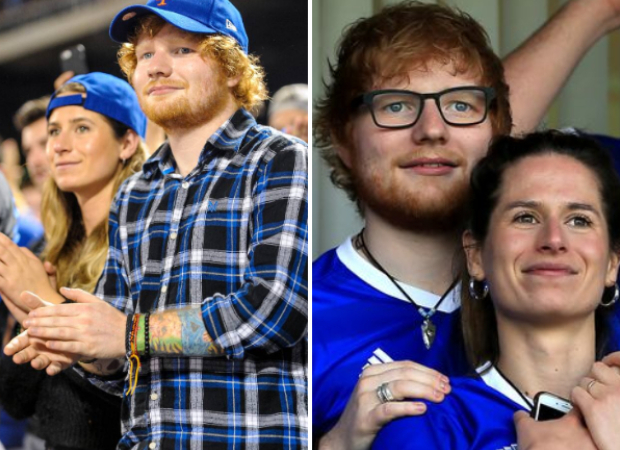 Ed Sheeran and his wife Cherry Seaborn welcome their daughter Lyra Antarctica