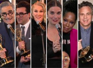 Emmys 2020 Winners: Schitt's Creek makes clean-sweep, Regina King, Mark Ruffalo accept awards virtually