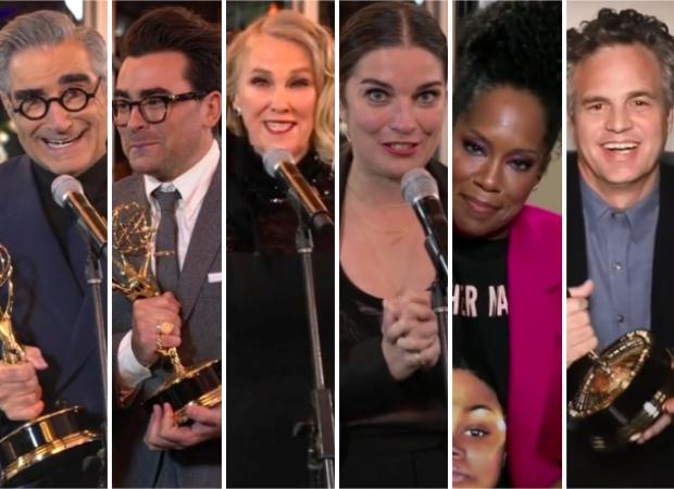 Emmys 2020 Winners: Schitt's Creek makes clean-sweep ...
