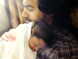 Gaurav Chopra shares a picture with his two weeks old son and the internet is gushing!
