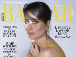 Kareena Kapoor Khan On The Cover Of Harper's Bazaar