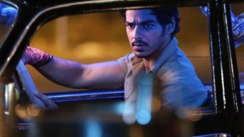 Ishaan Khatter reveals that he pulled off stunts and chase sequences on his own in Khaali Peeli