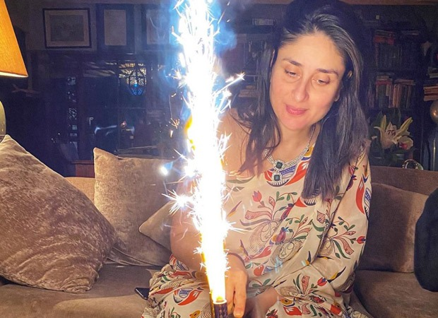 Kareena Kapoor Khan rings in her 40th birthday with a Wonder Woman themed cake, Karisma shares the picture