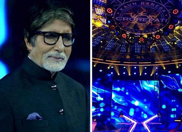Kaun Banega Crorepati 12 The first look of the extravagant newly built sets will excite you for the Amitabh Bachchan's show