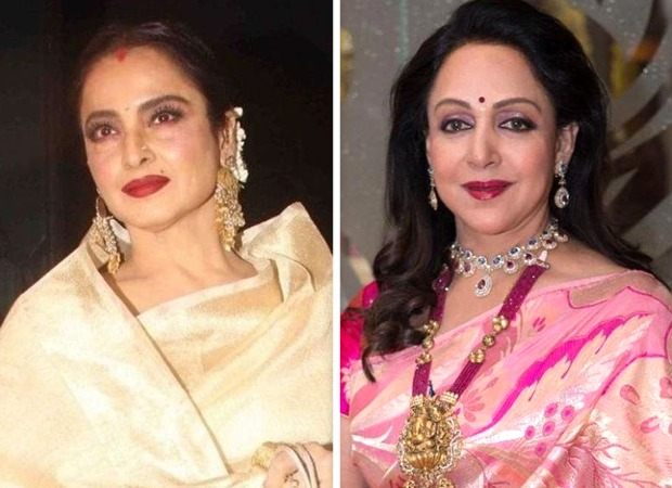 Leave Rekha out of this - Hema Malini defends her friend's right to privacy