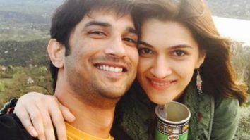 Lizaa Malik confirms that Sushant Singh Rajput and Kriti Sanon dated; says he was very happy with her