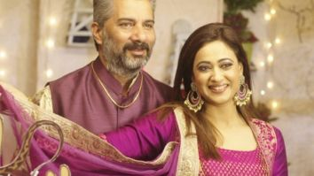 "Mere Dad Ki Dulhan Shweta Tiwari says, ""Shooting for Guneet and Amber's Roka ceremony was a sweet moment"""