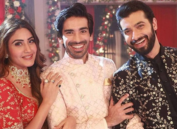 Naagin 5 Mohit Sehgal shares his favourite picture with Sharad Malhotra and Surbhi Chandna