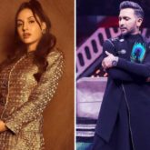 Nora Fatehi reacts to the viral video with Terence Lewis