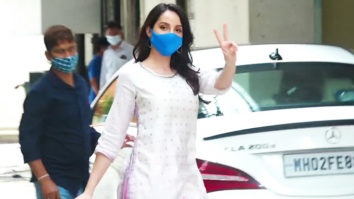 Nora Fatehi spotted at T-Series office